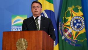 'Gostaria que tivesse trabalho forçado no Brasil para esse tipo de gente', diz Bolsonaro sobre presos