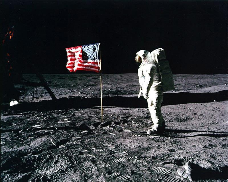 Programação especial no planetário do Ibirapuera celebra os 50 anos da chegada do homem à Lua