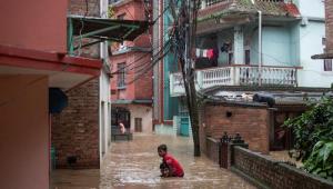 Chuvas deixam mais de 118 mortos e 7 milhões de atingidos no sul da Ásia