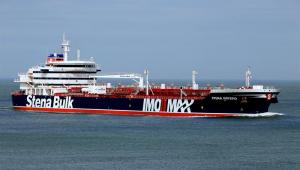 Tripulação de navio britânico capturado está a salvo, afirma Irã