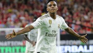 Rodrygo se torna 4º jogador estrangeiro mais jovem a estrear pelo Real Madrid na Champions League