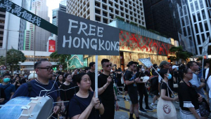 Novos protestos tomam as ruas de Hong Kong neste domingo