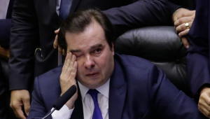 Constantino: Declaração de Maia tem embasamento, mas é infeliz