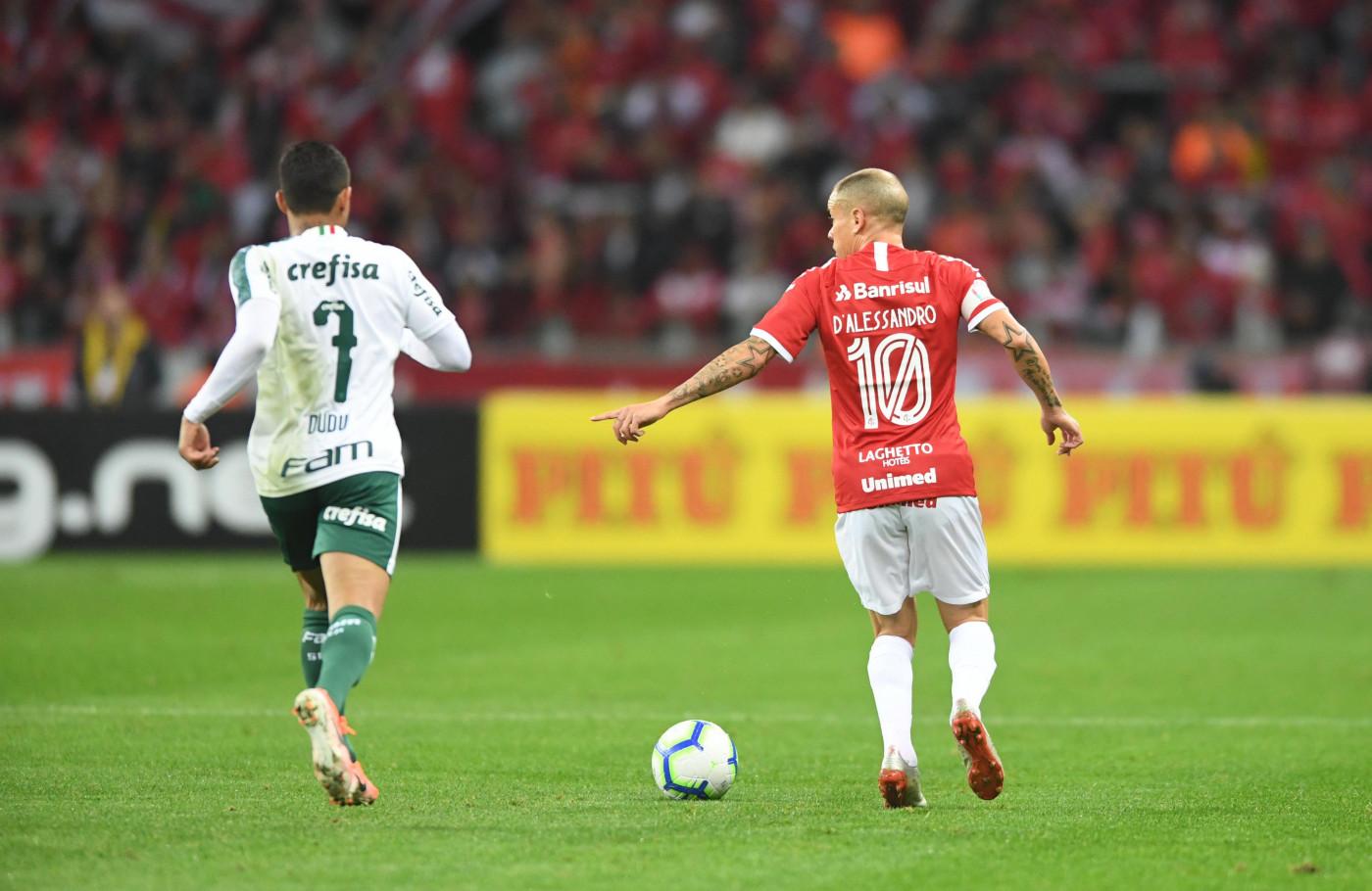 Verdão cai nos pênaltis para o Inter e está eliminado da Copa do Brasil - Palmeiras