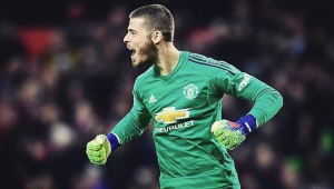 De Gea renova contrato com o Manchester United após longa novela