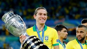 Enfim! Filipe Luís é o novo reforço do Flamengo, diz site