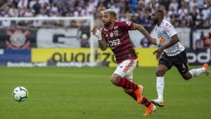 VAR atua no fim, e Flamengo busca empate com Corinthians em Itaquera
