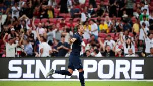 Vem Puskás aí? Harry Kane faz gol antológico do meio de campo contra a Juve de CR7; assista