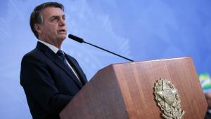 Bolsonaro diz que pode rever multa do FGTS: 'menos direitos e emprego, todos os direitos e desemprego'