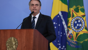 'Se não puder ter filtro, extinguiremos', diz Bolsonaro sobre Ancine