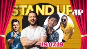 Stand Up Jovem Pan - Luis França e Jeffinho