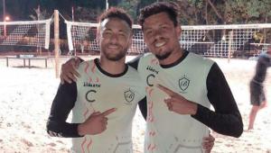 Vampeta ironiza Neymar!