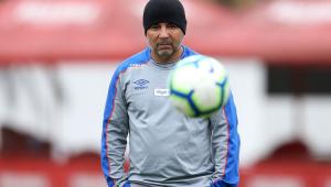 Sampaoli é especulado como possível substituto de Sylvinho no Lyon