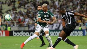 Teve até olé! Palmeiras joga mal, é derrotado pelo Ceará e perde invencibilidade de 33 jogos