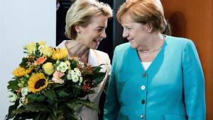 Apesar de conservadora, aliada de Merkel fez acenos para bandeiras da centro-esquerda e dos liberais
