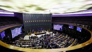 Câmara aprova texto-base do projeto dos partidos