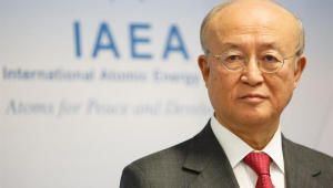 Morre a principal autoridade da Agência da ONU para Energia Atômica, Yukiya Amano