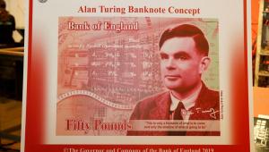 Rosto do cientista Alan Turing estampa nova nota de 50 libras no Reino Unido