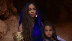 Beyoncé lança clipe duplo de músicas de 'O Rei Leão'; assista
