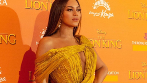 Beyoncé lança 'The Lion King: The Gift', álbum exclusivo para o filme