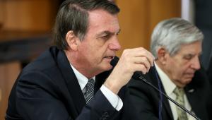 """Bolsonaro: """"brasileiros não passam fome"""""""
