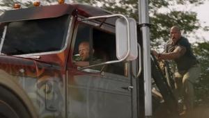 'Hobbs & Shaw': The Rock apresenta Man Truck e outros veículos incríveis do spin-off; veja