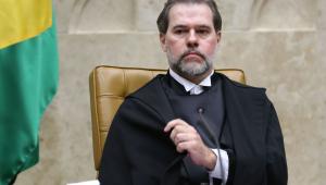 'Este julgamento não se refere a nenhuma situação particular', diz Toffoli