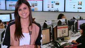 Mari Palma deixa a Globo após 11 anos; relembre trajetória da jornalista