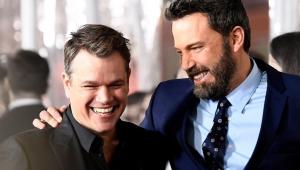 Matt Damon e Ben Affleck serão cavaleiros medievais em novo filme de Ridley Scott