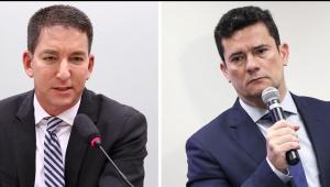 Discussão no Morning: métodos de Greenwald x Moro