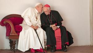 Anthony Hopkins é papa Bento XVI em filme da Netflix dirigido por Fernando Meirelles