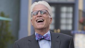 Ted Danson, de 'The Good Place', vai estrelar série de comédia sobre empresário que vira prefeito