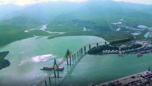 Ponte Santos-Guarujá terá pedágio e balsas devem ser privatizadas, diz secretário de Logística e Transportes