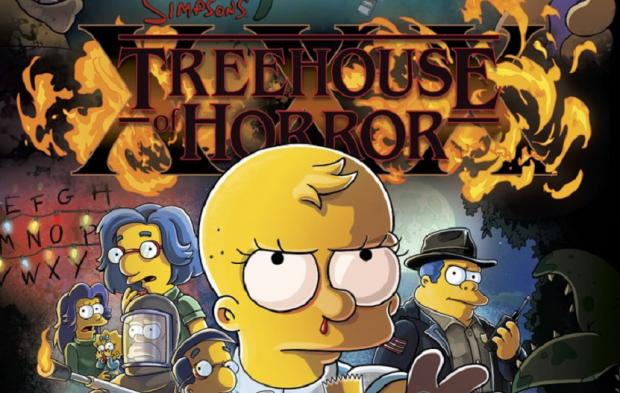 'Os Simpsons' terá episódio de Halloween baseado em 'Stranger Things'