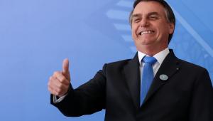 Jair Bolsonaro admite, pela primeira vez, saída do PSL