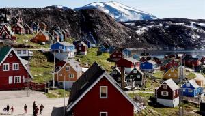 Dinamarca rebate Trump e diz que Groenlândia não está à venda