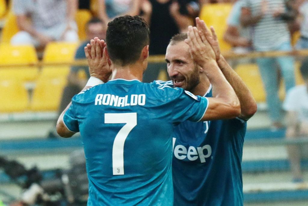 Atual campeã, Juventus abre o Italiano com vitória magra