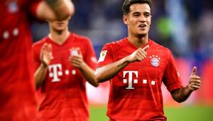 Lewandowski brilha na estreia de Coutinho e garante 1ª vitória do Bayern