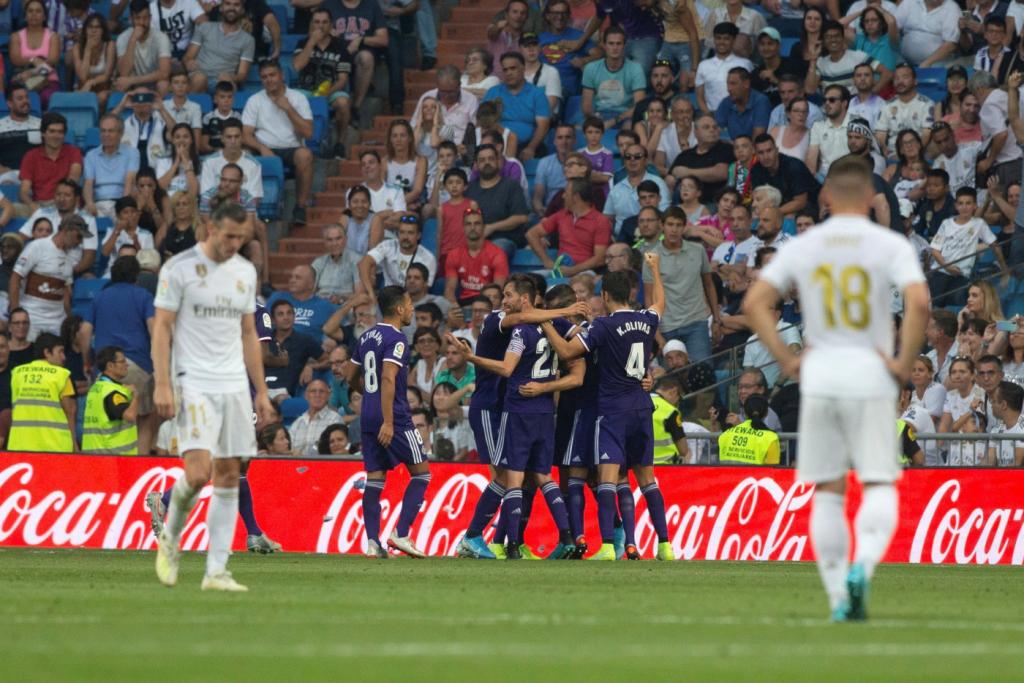 Real Madrid toma gol de Guardiola e tropeça em casa contra time de Ronaldo