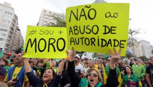 Felipe: Juiz adverte advogado que o ameaça com Lei de Abuso de Autoridade