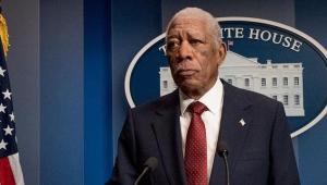 Gerard Butler quer Morgan Freeman presidente dos EUA: 'Adoraria vê-lo no cargo em 2020'