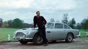 Aston Martin DB5 de James Bond é leiloado por mais de R$ 25 milhões