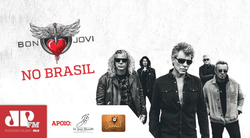 Bon Jovi no Brasil
