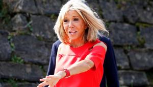 Brigitte Macron, esposa Emmanuel Macron