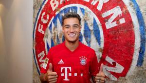 Coutinho assina empréstimo, ganha a 10 do Bayern e celebra: 'Estou animado'