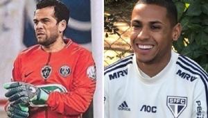 Bruno Alves se encanta com postura de Dani e o apoia como meia: 'Até no gol ele já jogou'