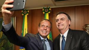 Doria: 'Recomendo que Bolsonaro trabalhe mais e tuíte menos'