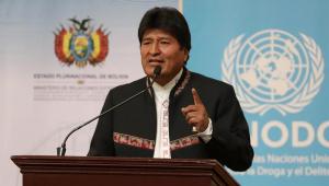 Bolívia quer cooperação no combate a incêndios na floresta amazônica