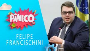Felipe Francischini (Deputado Federal e Presidente da CCJ) | Pânico - 23/08/19