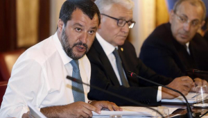 Matteo Salvini Itália